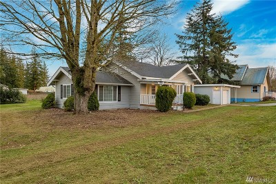 Lynden Single Family Home Sold: 6966 Hannegan Rd
