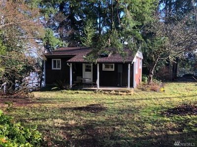 Olympia Single Family Home For Sale: 3502 Long Lake Dr