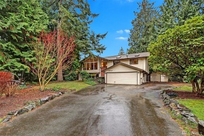 Edmonds Single Family Home For Sale: 13717 46th Ave W