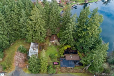Olympia Single Family Home For Sale: 3506 Long Lake Dr SE