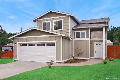 Silverdale Single Family Home Pending: 7815 Celtic Lp NW