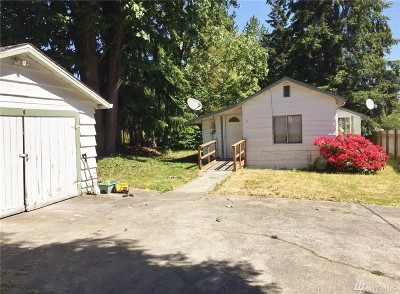 Everett Single Family Home For Sale: 23 E Intercity Ave
