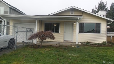 Tacoma Single Family Home For Sale: 7820 S Ainsworth Ave