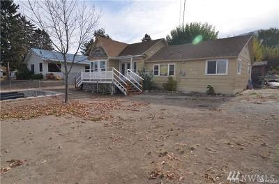 Chelan Single Family Home For Sale: 208 E Packard St