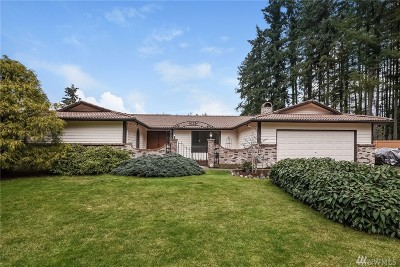 Kent Single Family Home Contingent: 29708 174th Ave SE