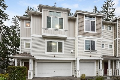Puyallup WA Condo/Townhouse For Sale: $249,950