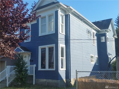 Tacoma Multi Family Home For Sale: 1214 S 8th St