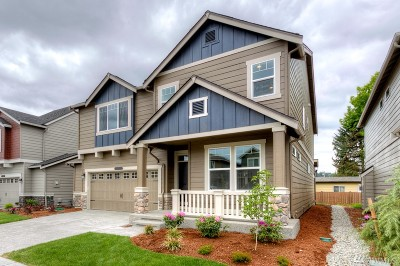 Lacey Single Family Home For Sale: 2808 Fiddleback St NE #128