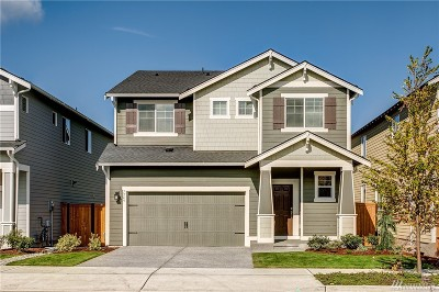 Lacey Single Family Home For Sale: 3120 Gladiator St NE #34
