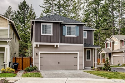 Lacey Single Family Home For Sale: 3124 Gladiator St NE #33