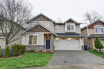 Bothell Single Family Home For Sale: 1615 241 St St SW