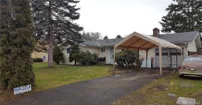 Tacoma Single Family Home For Sale: 15318 16th Ave E