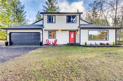 Port Orchard Single Family Home For Sale: 14259 Glenwood Rd SW