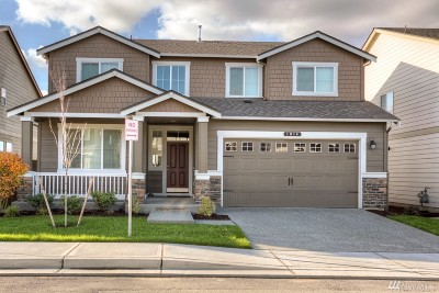 Lacey Single Family Home For Sale: 2804 Fiddleback St NE #129