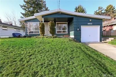Tacoma Single Family Home For Sale: 8812 Tacoma Ave S