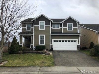Puyallup Single Family Home For Sale: 11234 185th St E