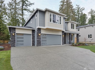 Gig Harbor Single Family Home For Sale: 3509 Fox Ct