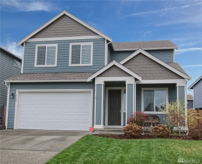 Puyallup Single Family Home For Sale: 8129 154th St E