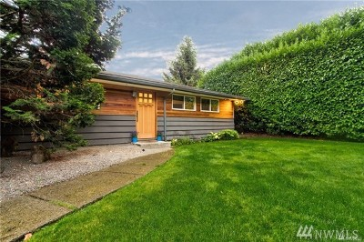 SeaTac Single Family Home For Sale: 21252 35th Ave S