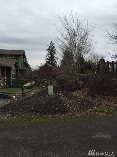 Steilacoom Residential Lots & Land For Sale: 310 6th St