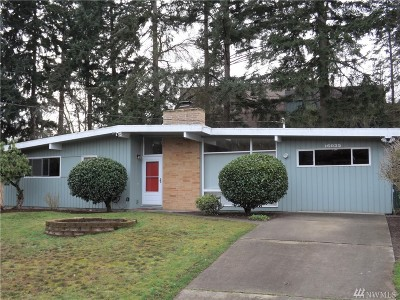 Bellevue Single Family Home For Sale: 16035 SE 10th St