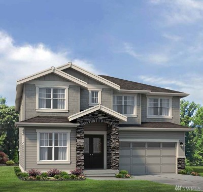 Kirkland Single Family Home For Sale: 13710 NE 133rd Place #Lot18