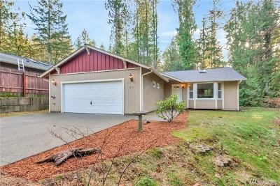 Mason County Single Family Home Pending Inspection: 81 E Katydid Ct