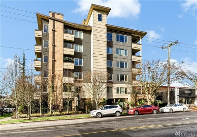 Seattle Condo/Townhouse For Sale: 5803 24th Ave NW #30