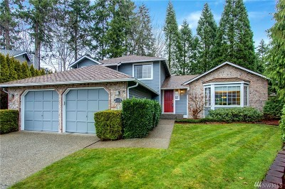 Renton Single Family Home For Sale: 2220 Field Ave NE