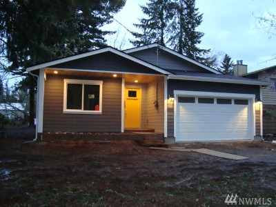 Bremerton Single Family Home For Sale: 5906 Wilmont St
