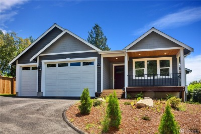 Bremerton Single Family Home For Sale: 389 NW Dyes View Ct