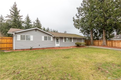 Lynden Single Family Home For Sale: 6818 Braker Wy