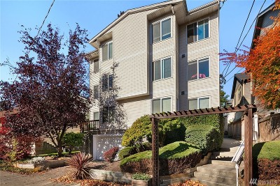 Condo/Townhouse Sold: 2650 NW 58th St #10