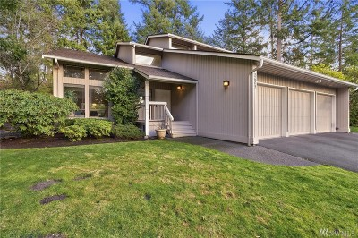 Gig Harbor Single Family Home For Sale: 2605 38th St NW