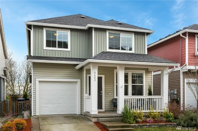 Seattle Single Family Home For Sale: 6602 High Point Dr SW