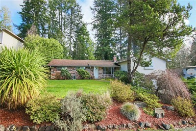 Olympia Single Family Home For Sale: 536 Ranger Dr SE