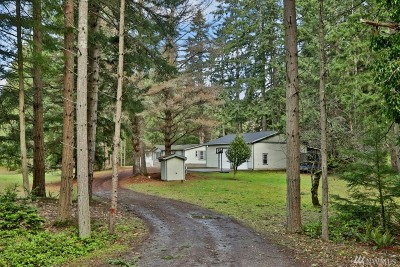 Langley Single Family Home For Sale: 3283 Brooks Hill Rd