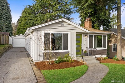 Seattle Single Family Home For Sale: 9047 8th Ave NW