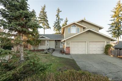 Graham Single Family Home For Sale: 10601 192 St Ct E