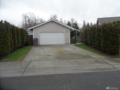 Single Family Home For Sale: 16501 41st Dr NE
