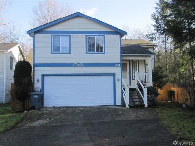 Tacoma Single Family Home For Sale: 2110 79th St Ct E