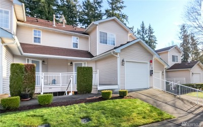 Federal Way Condo/Townhouse For Sale: 1950 S 368th Place #1950