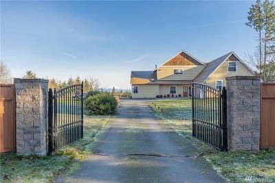 Single Family Home For Sale: 1419 Blackberry Lane
