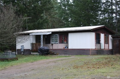 Gig Harbor Single Family Home For Sale: 14403 169th Ave NW
