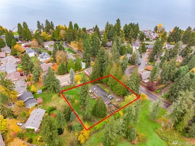 Redmond Residential Lots & Land For Sale: 3205 180th Ave NE