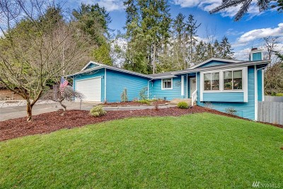 Port Orchard Single Family Home Pending Inspection: 4033 SE Empress Ct