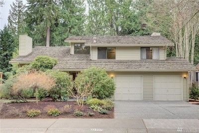 Sammamish Single Family Home For Sale: 22207 NE 25th Wy