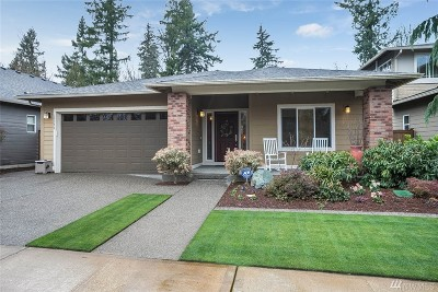 Renton Single Family Home For Sale: 15356 SE 160th Place