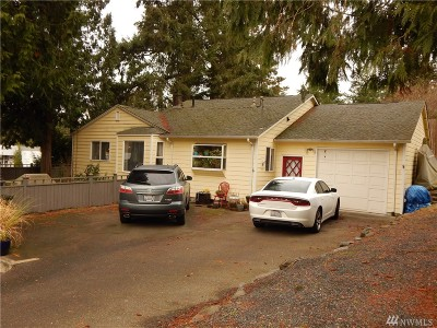 Shoreline Single Family Home For Sale: 18504 10th Ave NE