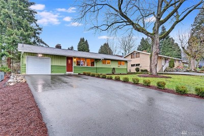 Lynnwood Single Family Home For Sale: 2501 202nd Place SW